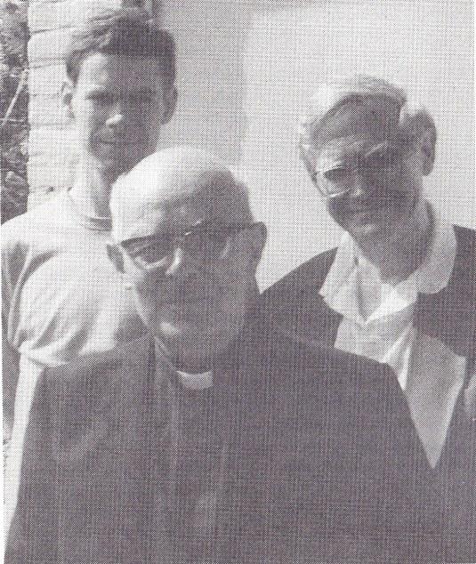 pastoor van Hooff